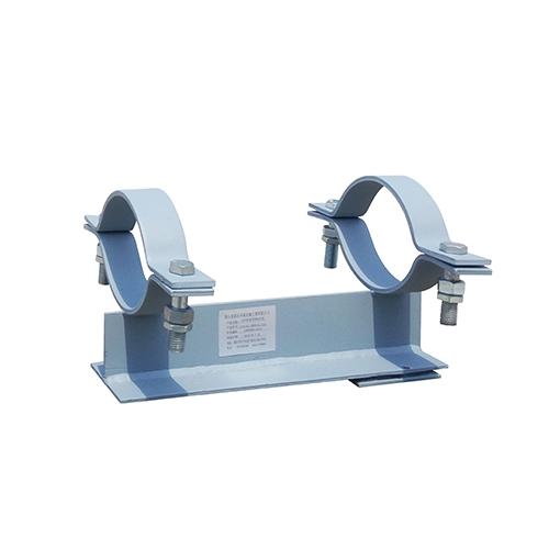 T型管夹式管托